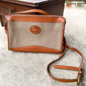 Vintage Dooney and Bourke Crossbody Purse